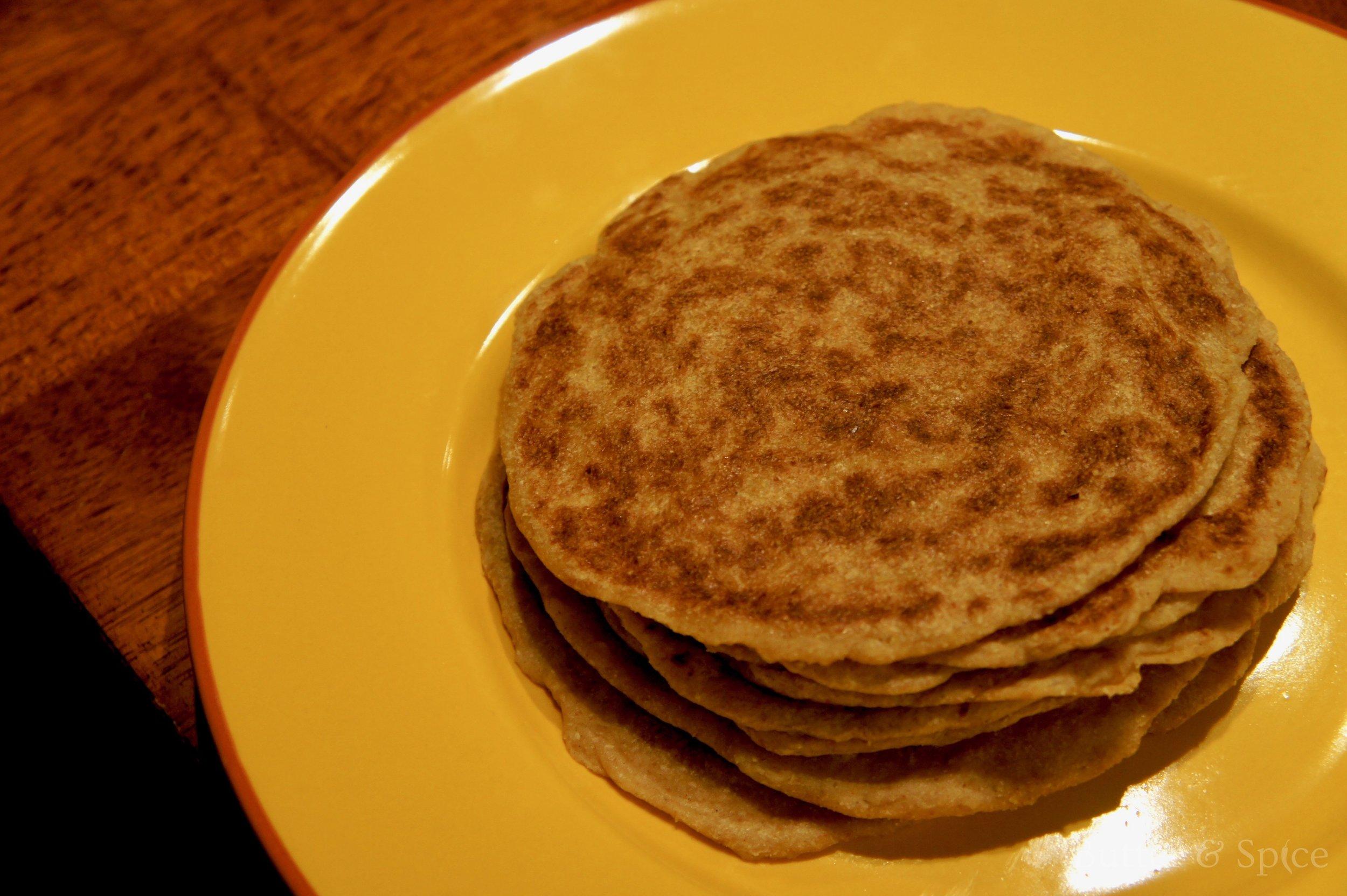 Low Carb Tortilla Bread