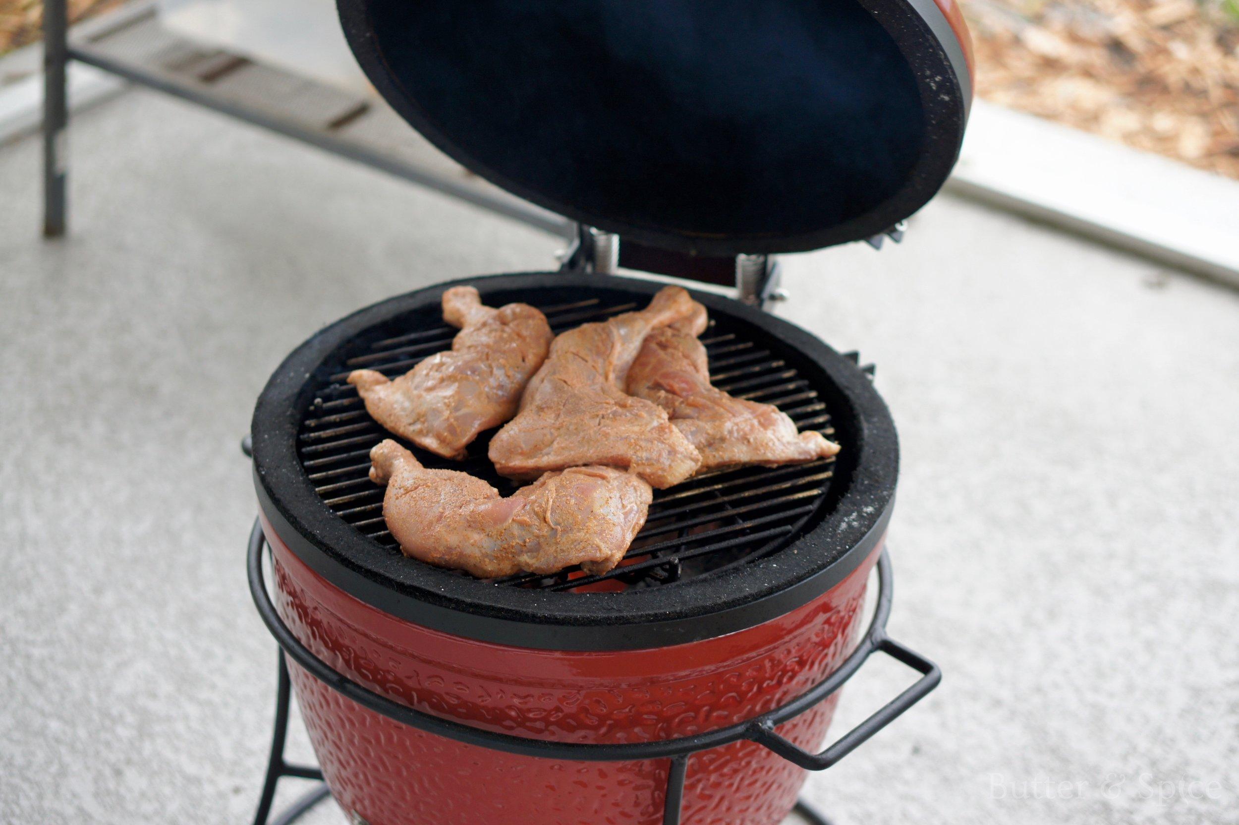 Low Carb Chicken Tandoori