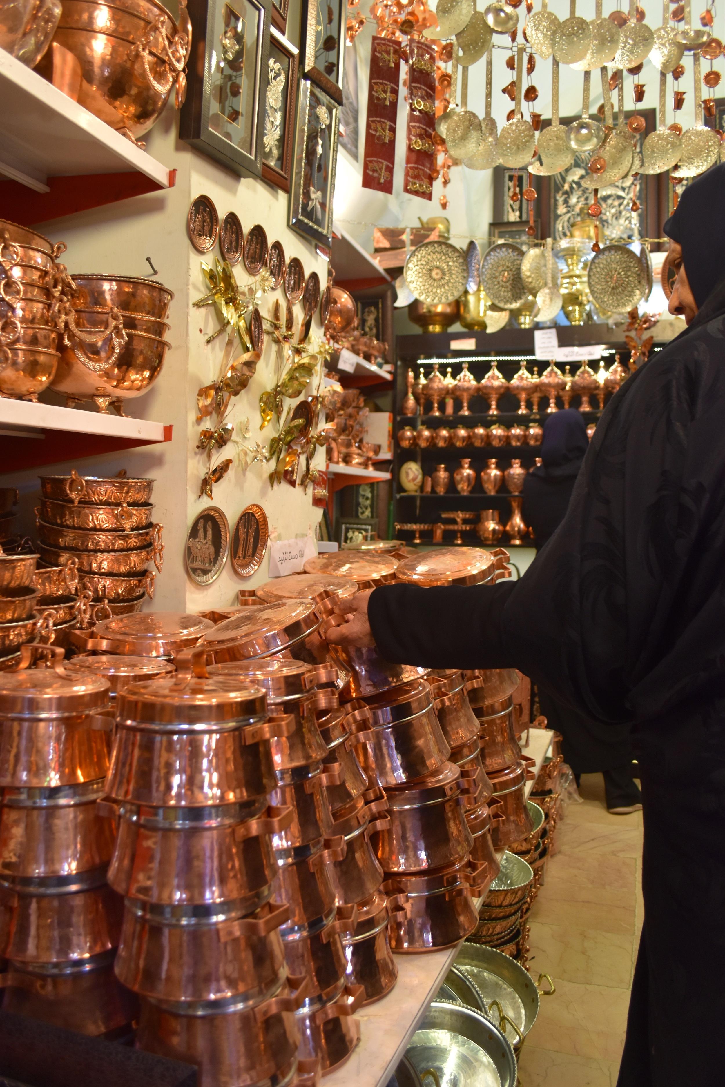 Iran-Kerman-brass-shop.jpg