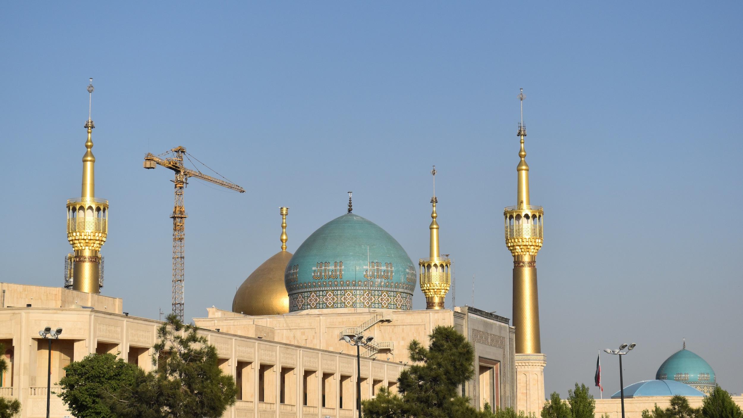 Iran-Qom-Mausoleum-Ayatollah-Khomeini