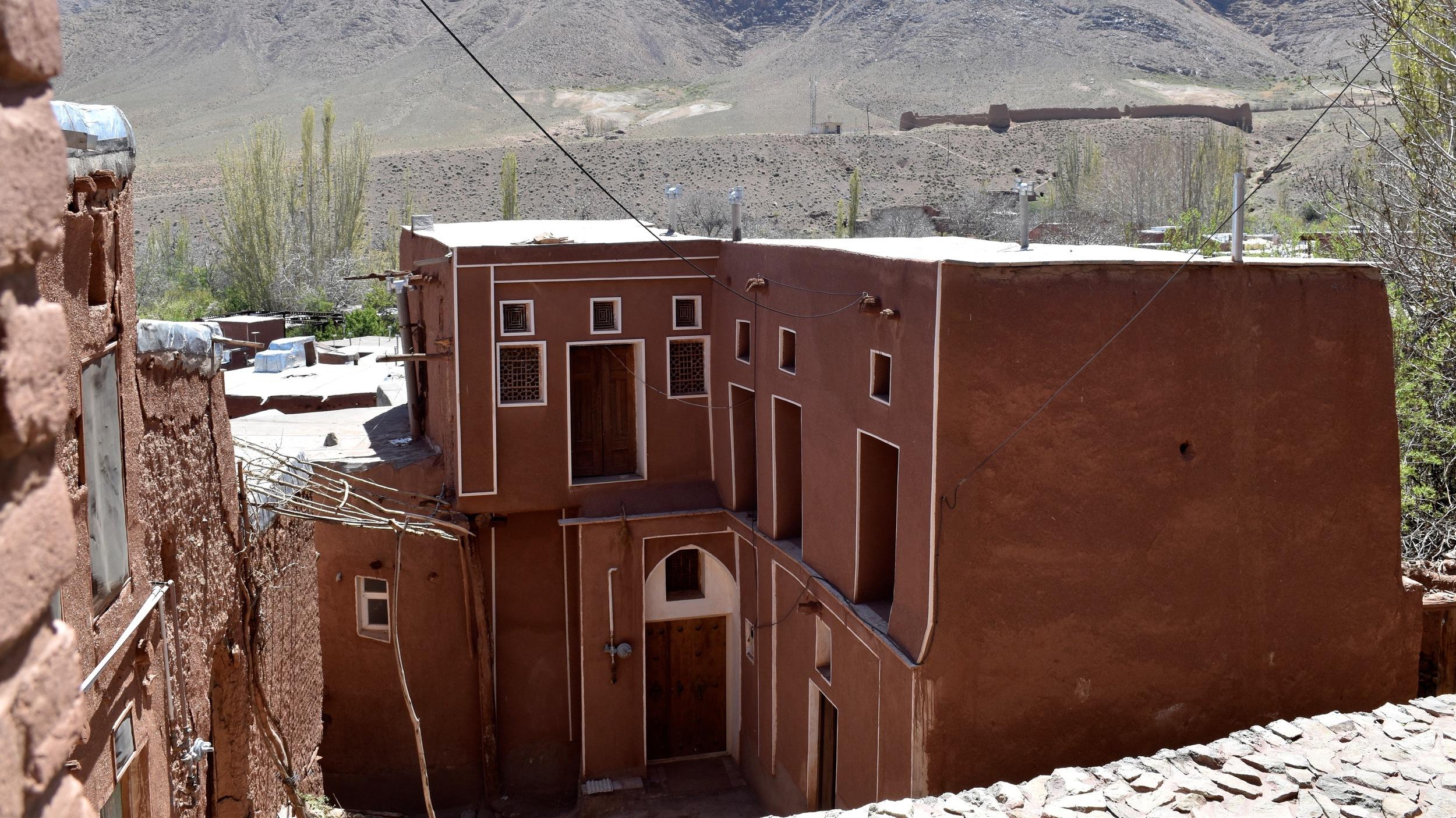 Iran-Abyaneh-homes