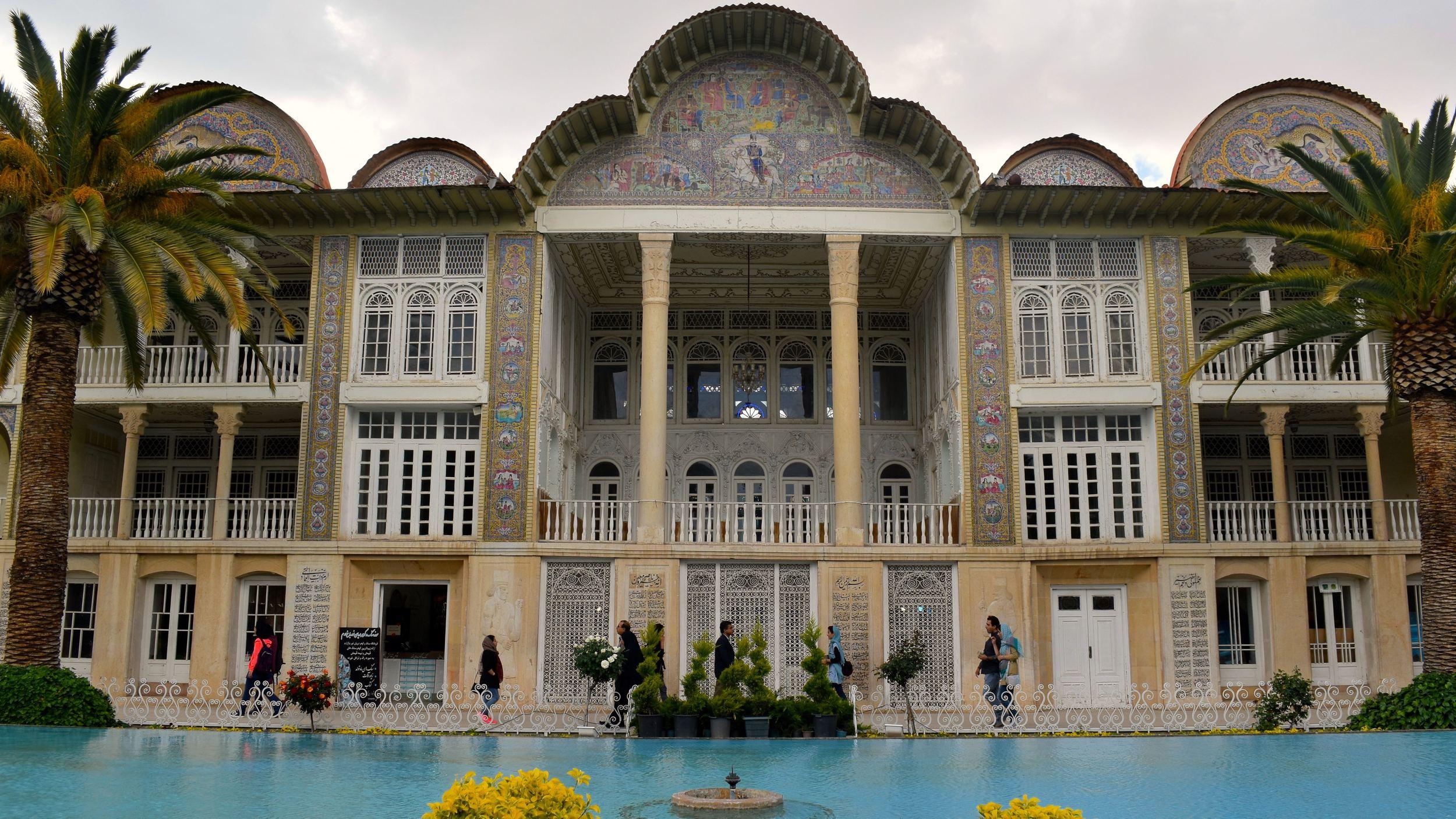 Iran-Shiraz-Eram-Garden