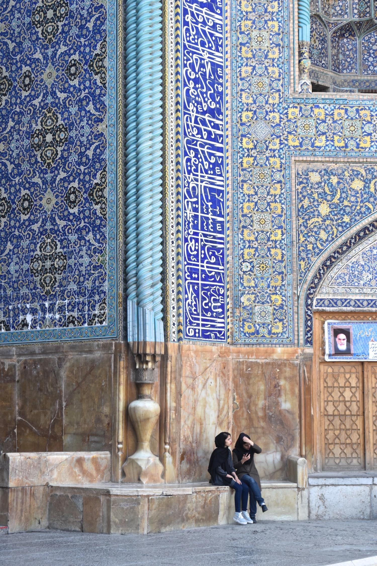 Iran-Esfahan-Imam-Mosque