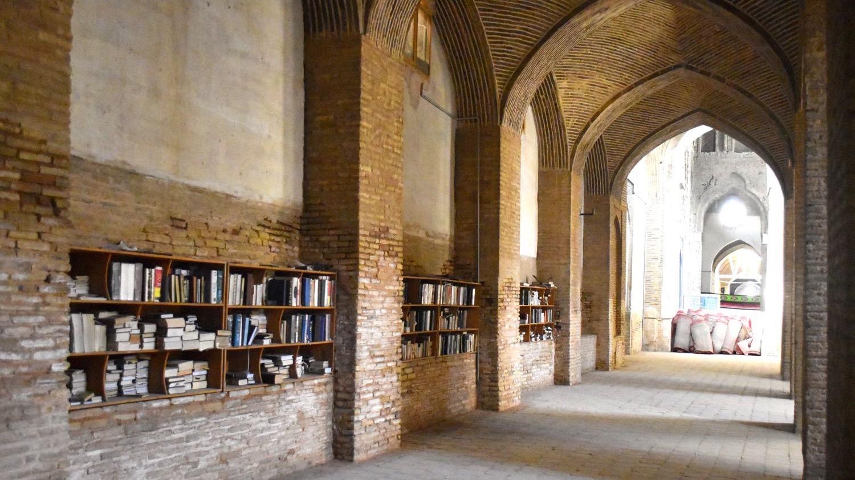Iran-Esfahan-Jameh-Mosque
