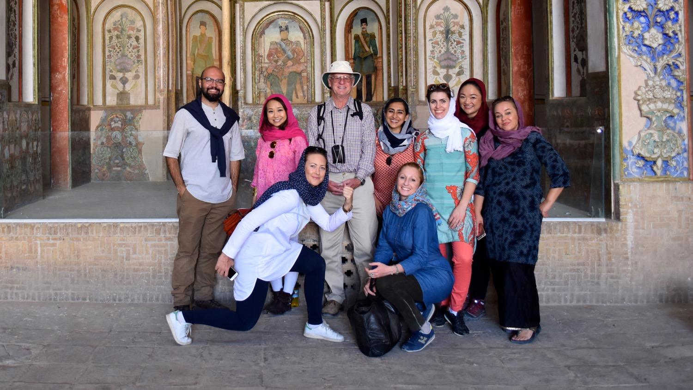 Iran-Kashan-group