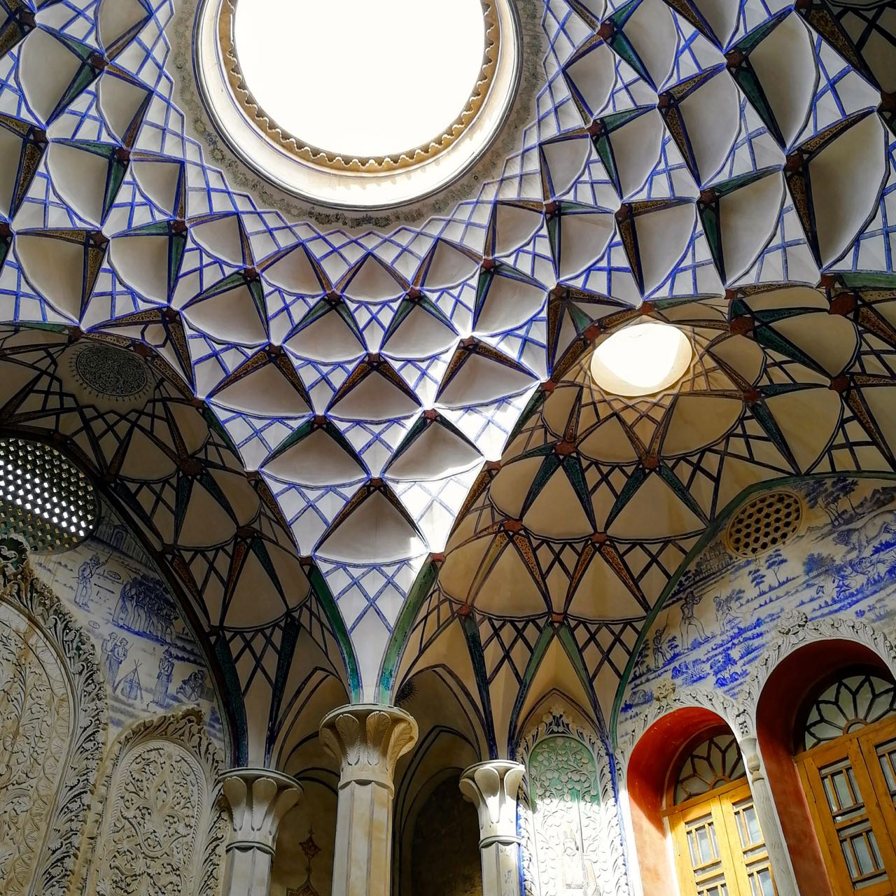 Iran-Kashan-Borujerdi-House-dome-windows.jpg