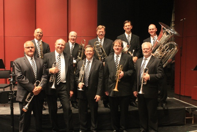 The All-Star Orchestra Brass Section