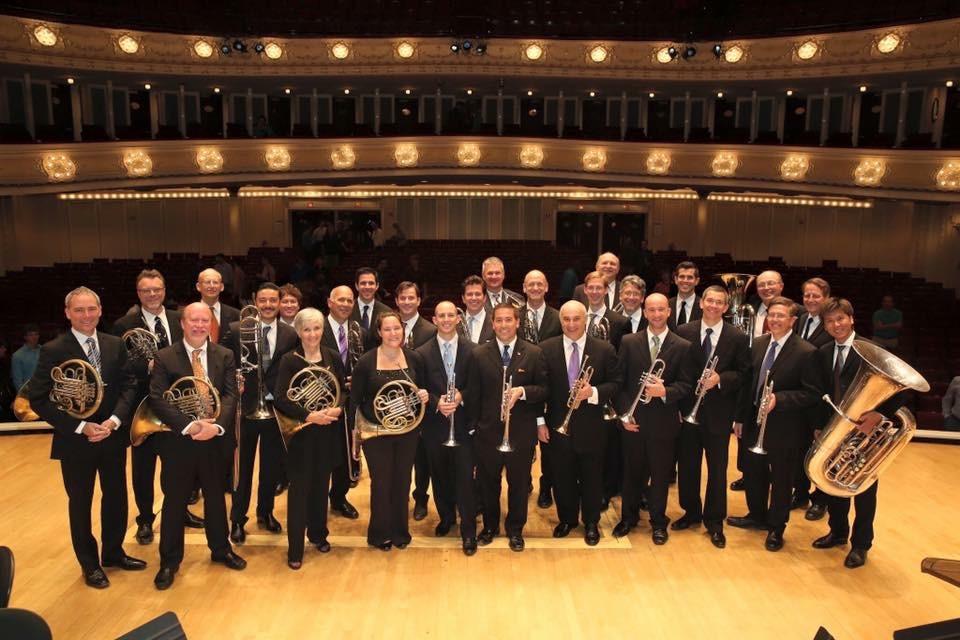 The National Brass Ensemble