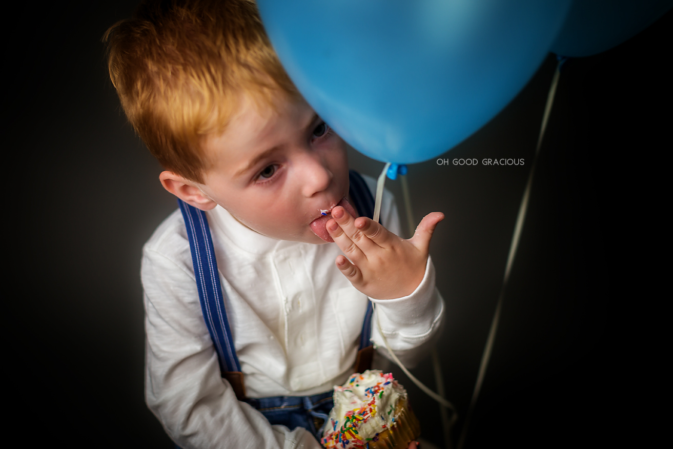 Bergen County Milestone Photographer