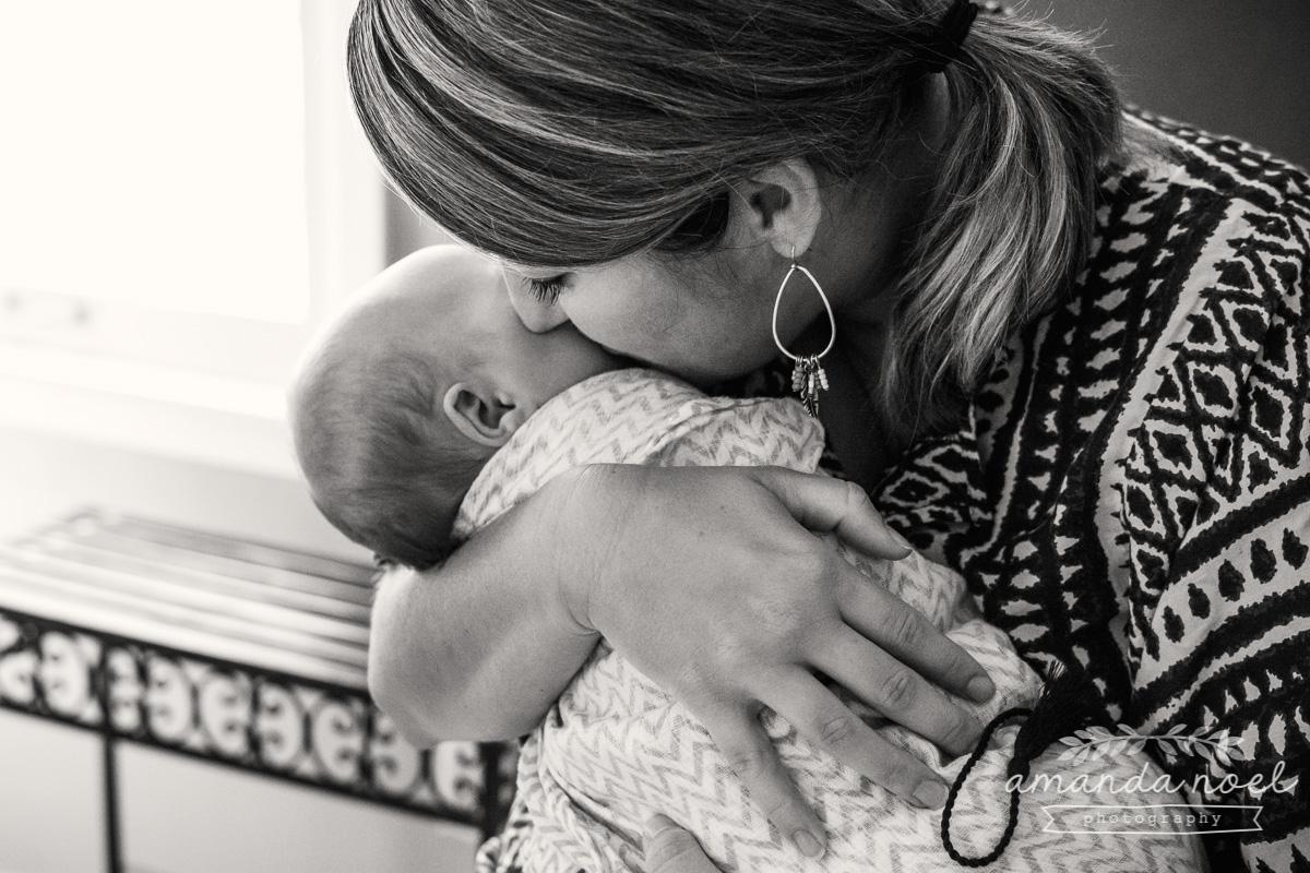 springfield, ohio, newborn, lifestyle, photographer, Amanda Noel