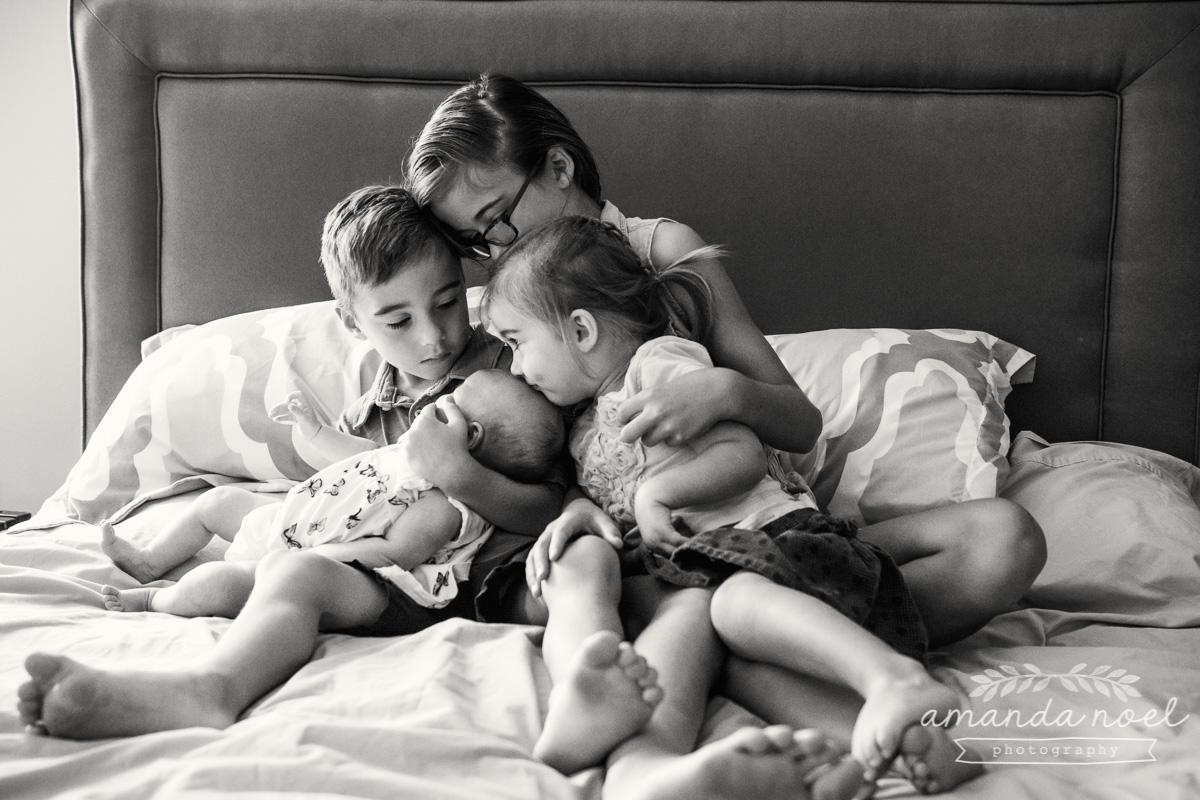 springfield, ohio, newborn, lifestyle, photographer, Amanda Noel Photography