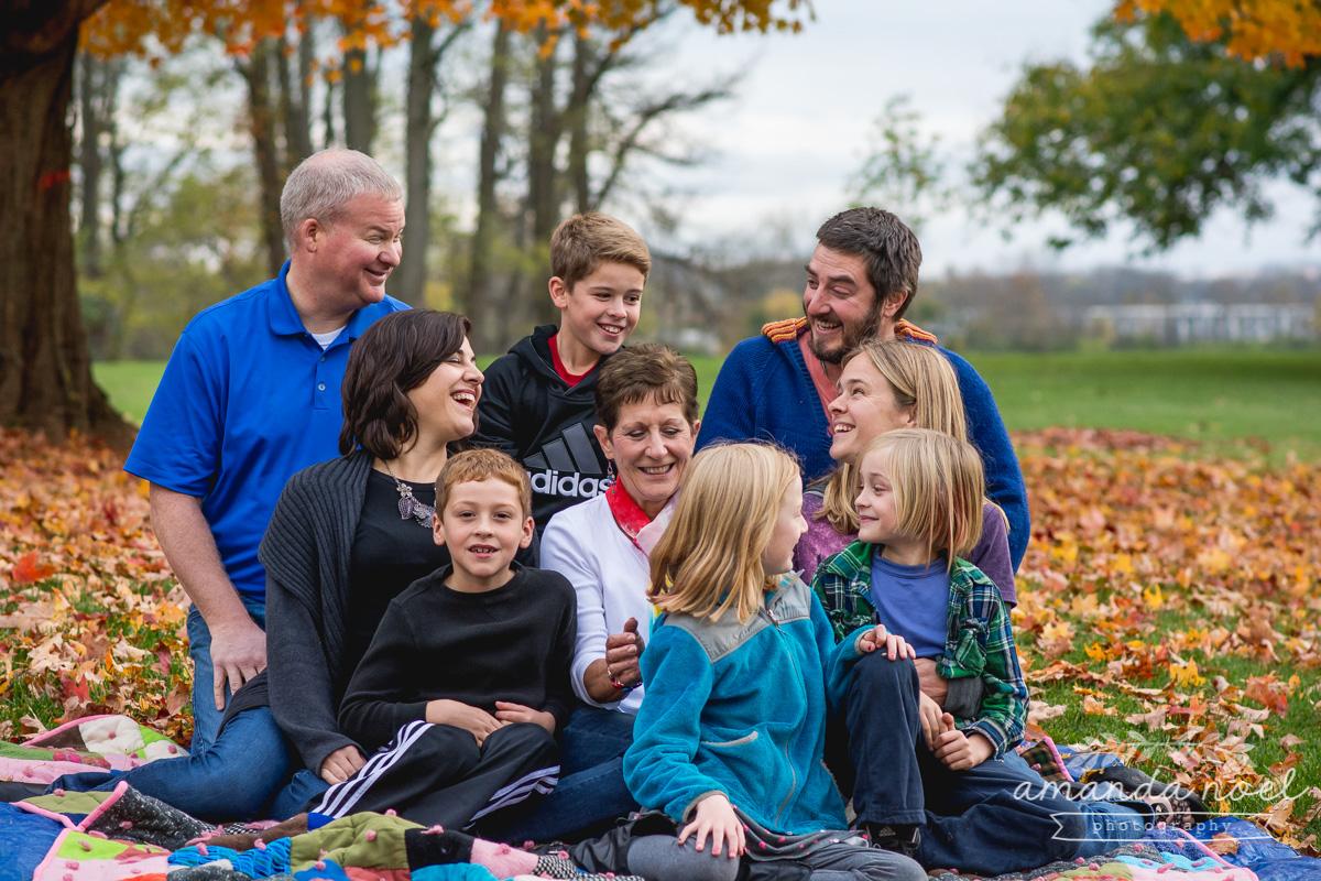 Springfield Ohio Family Photographer   Amanda Noel Photography