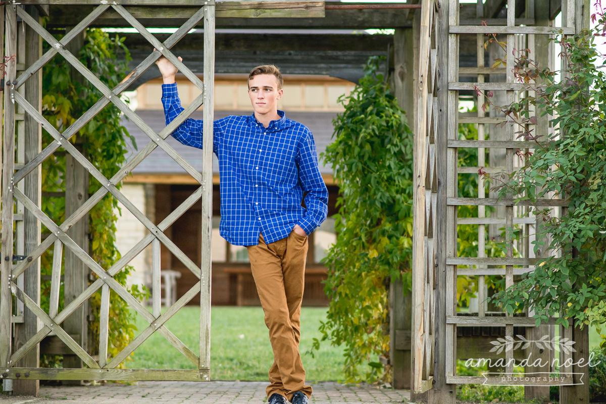 Springfield Ohio Senior Photographer | Amanda Noel Photography