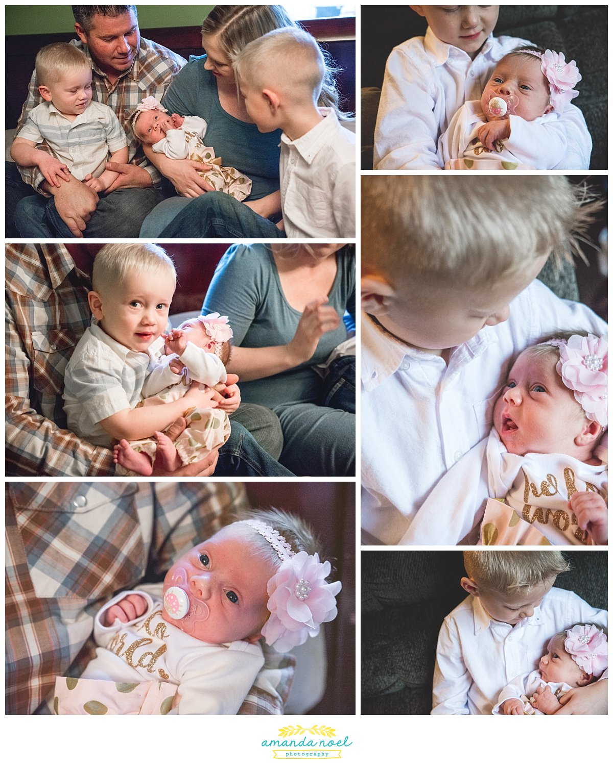 St Paris Lifestyle Newborn Photographer | Amanda Noel Photography