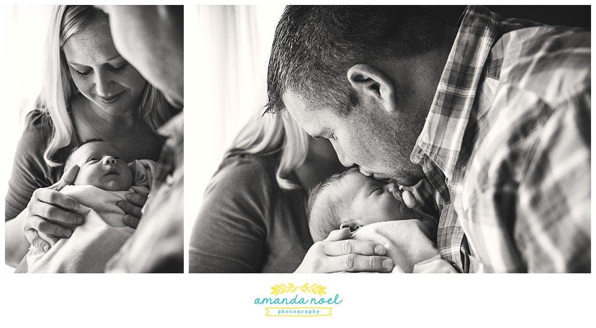 St Paris Ohio Newborn Photographer | Amanda Noel Photography