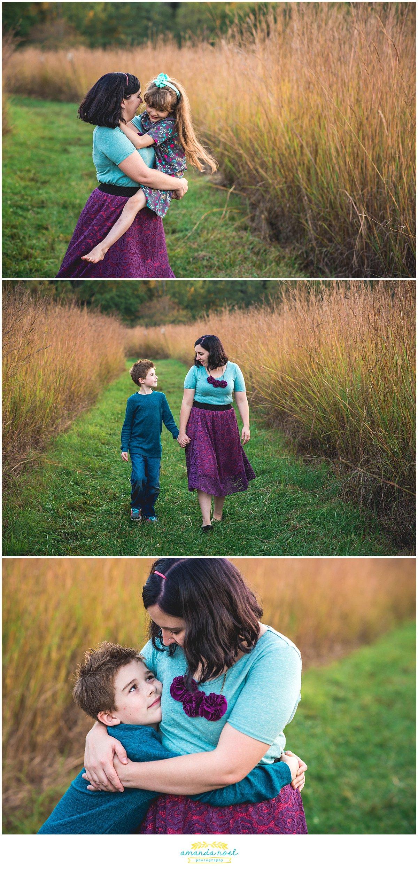 Central Ohio Family Photographer | Amanda Noel Photography | sunset at Buck Creek State Park