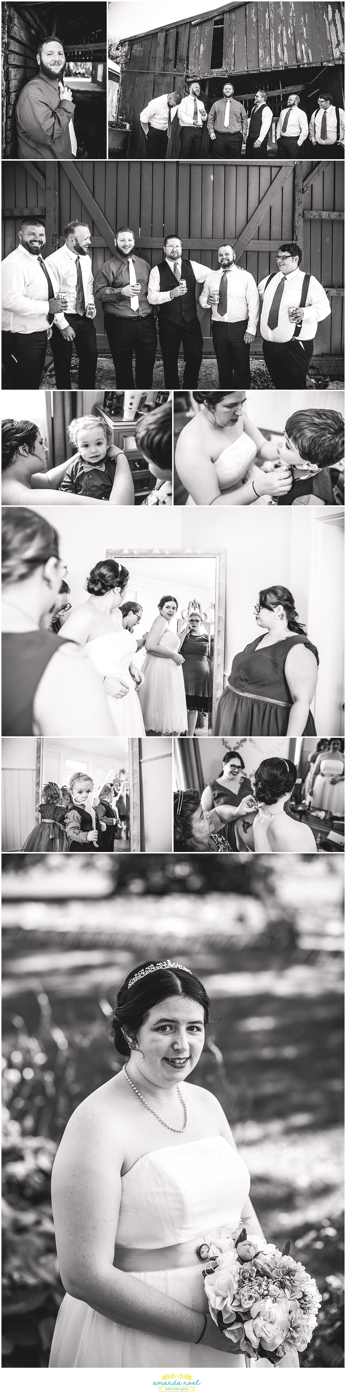 Columbus OH Wedding Photography | Amanda Noel Photography