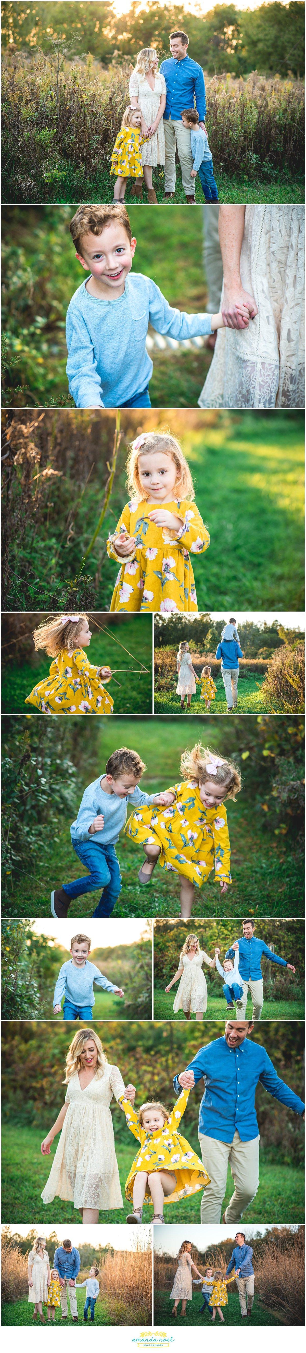 Columbus Ohio family photographer | Amanda Noel Photography