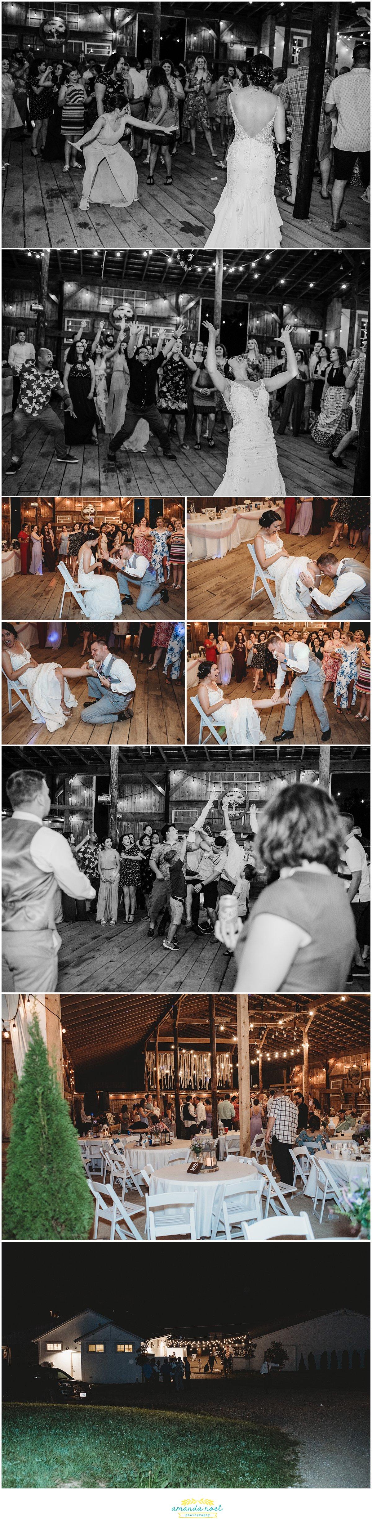 Columbus Ohio Wedding Photographer | outdoor farm wedding | Amanda Noel Photography