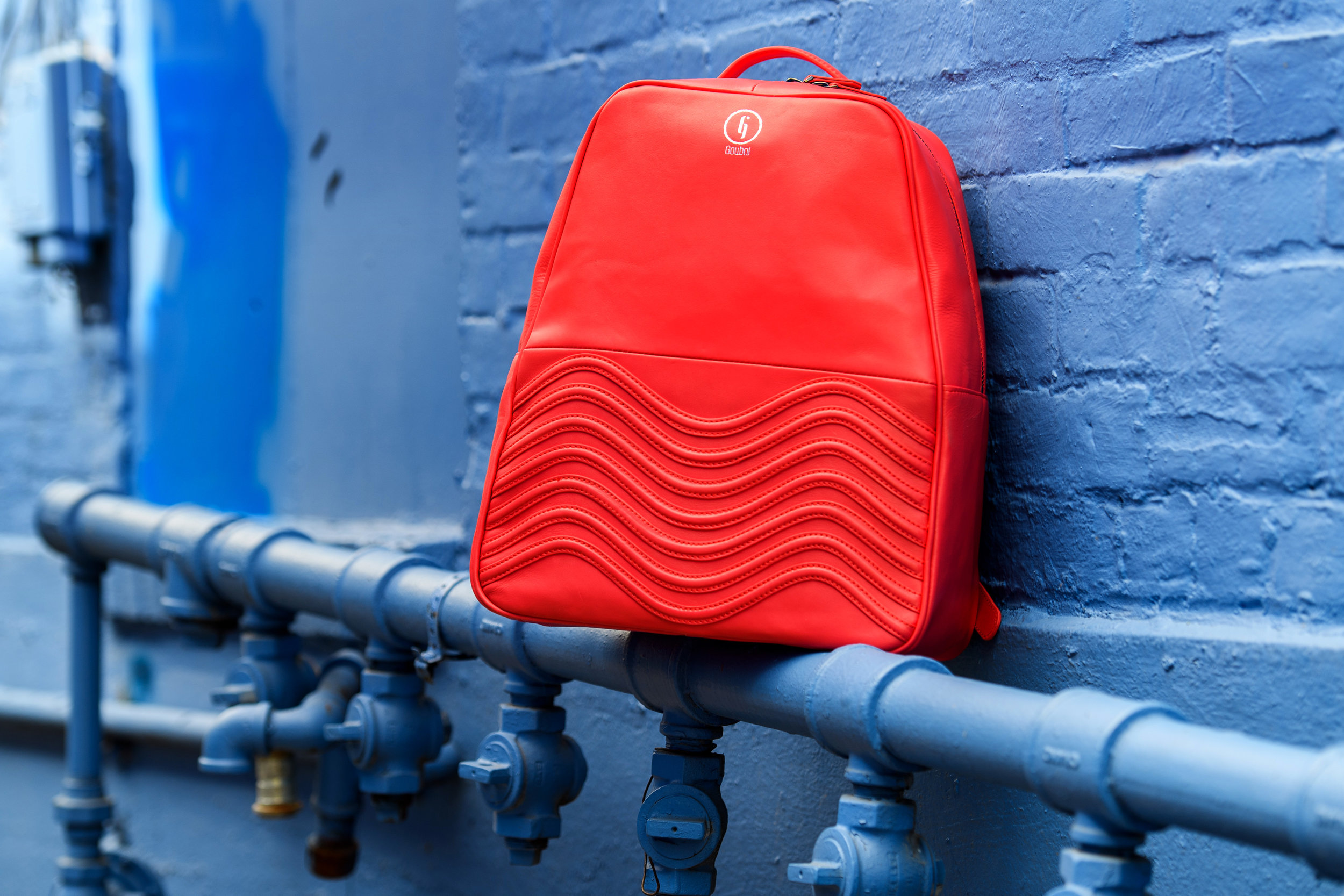 Fab Fashion Fix: The coolest and most fashionable backpack out right now.