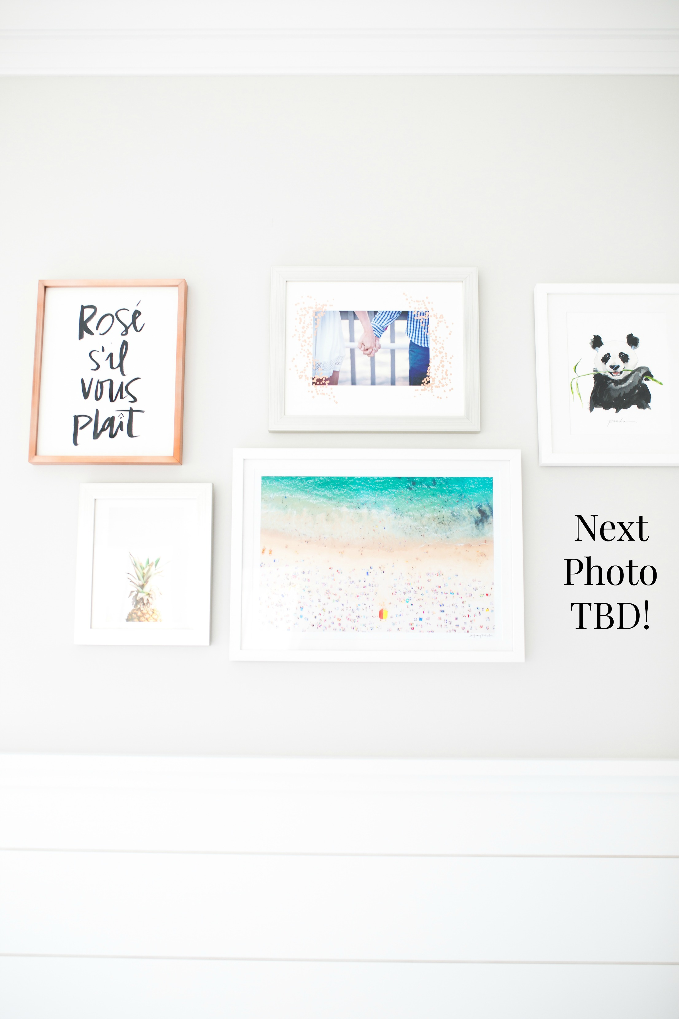Amanda Morgan Gallery Wall