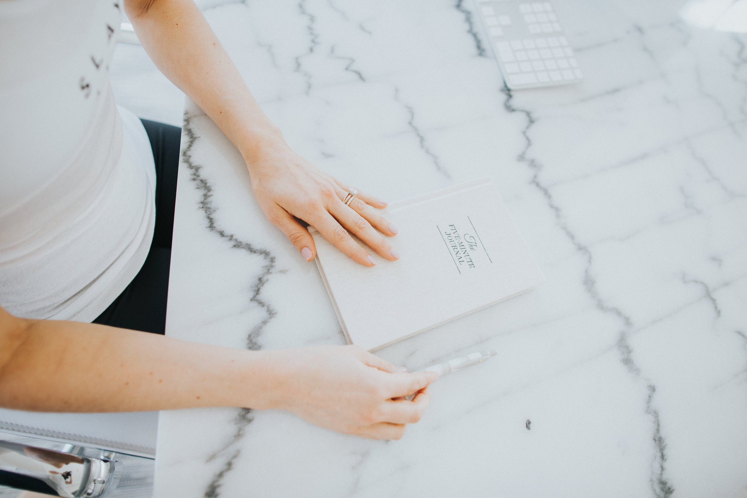 Amanda Morgan The 5 Minute Journal Routine You Need To Try