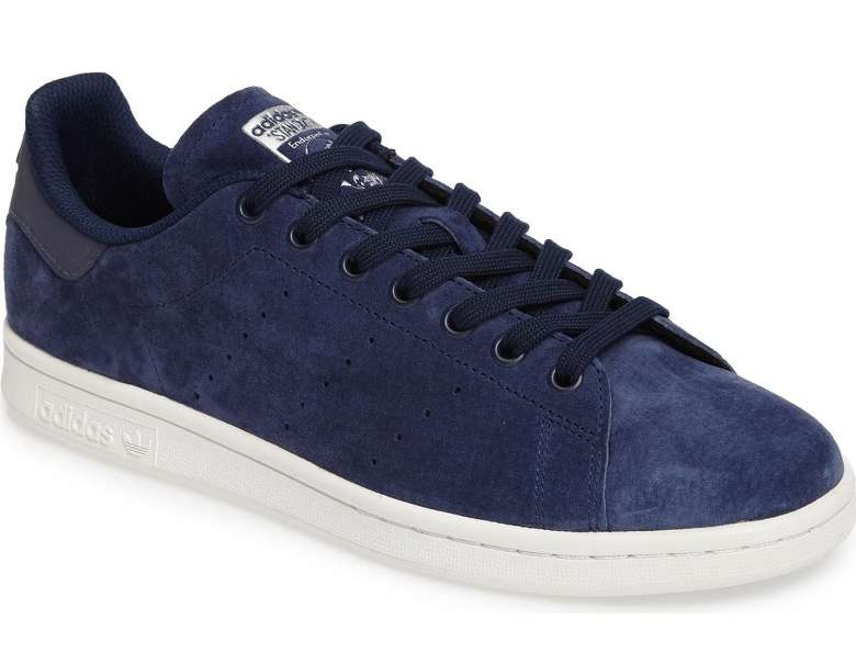 Stan Smith Navy Suede