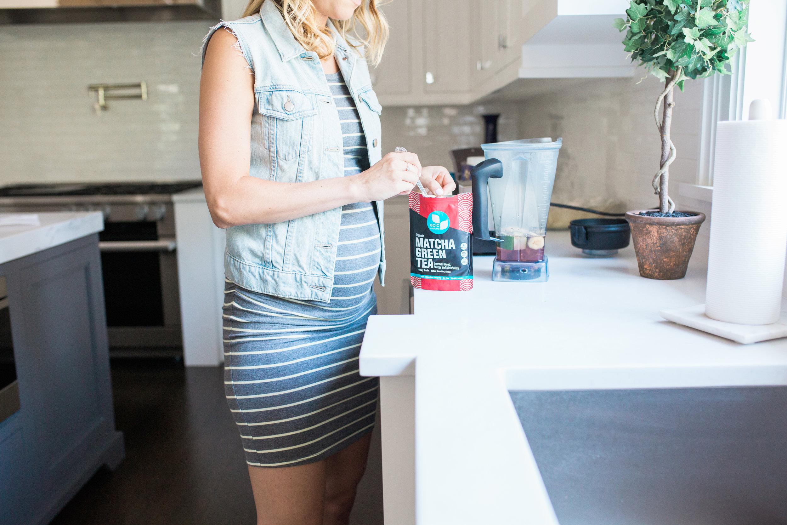 Matcha Smoothie Recipe