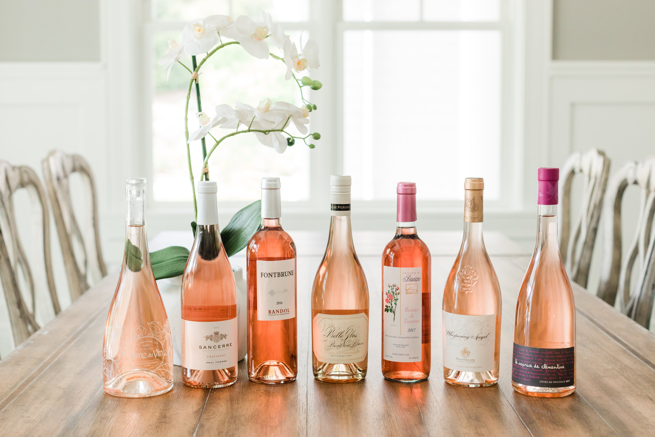 Top Rose Wines For Summer