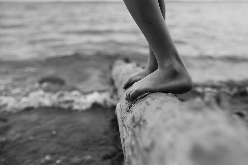 A fine balance - photo by Jennifer Kapala