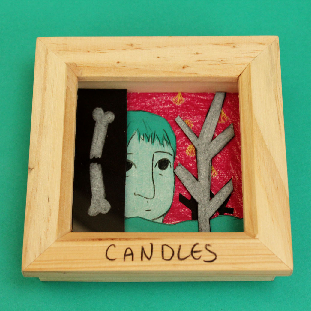 'Candles' - Daughter