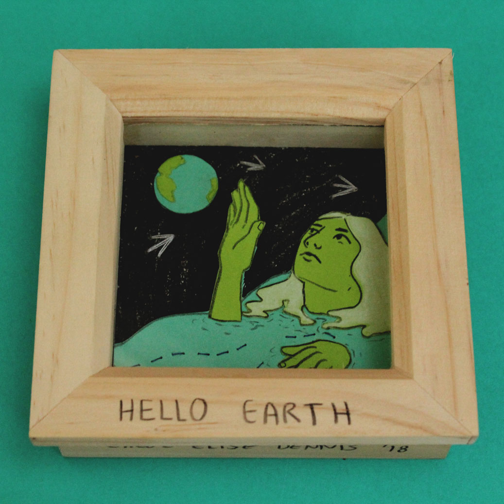 'Hello Earth' - Kate Bush