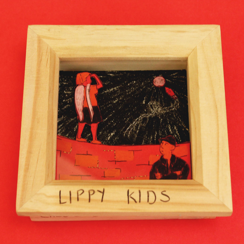 'Lippy Kids' - Elbow