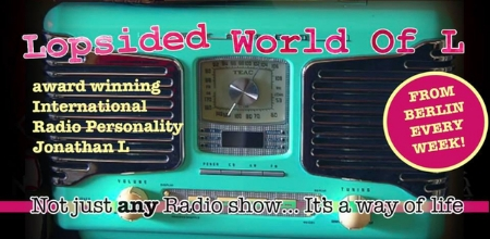 Syndicated Radio show from Berlin, Germany