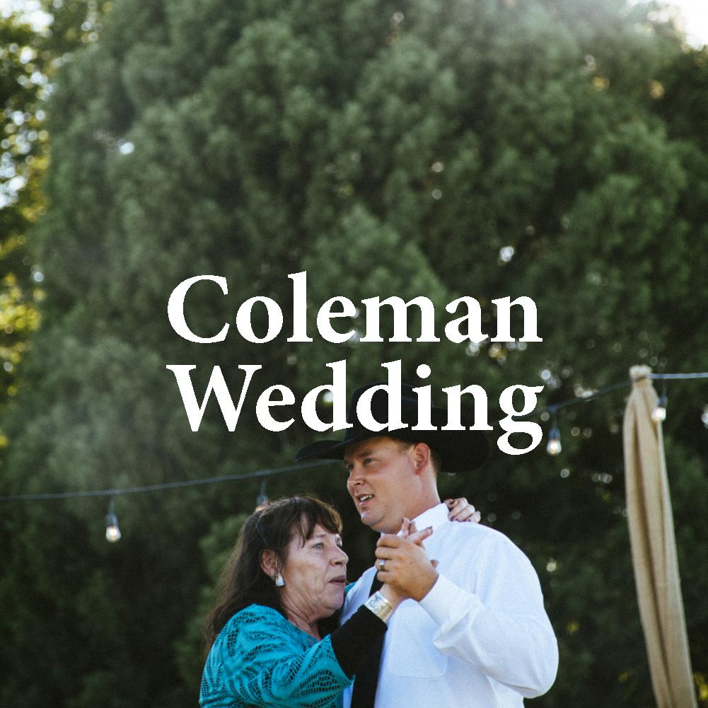 Cowboy Weddings