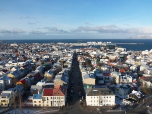 Many Icelandic people believe in elves. So much so that they will not start construction on a site where elves are believed to live.