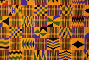 "Do you know that ""Kente"" came about as a result of a spider repairing its web after a bird that was caught in it and managed to escape? This experience which was observed by a hunter more than 400 years ago, now serves as the traditional festival celebrated every September by the people of Kpetoe. Weaving of the fabric, does not only represent history but also the only source of employment for the locals."
