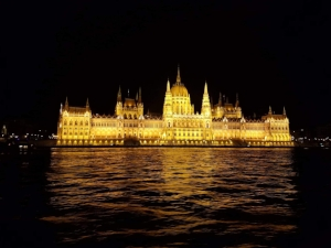The Budapest Parliament building is the 3rd largest parliament building in the world.