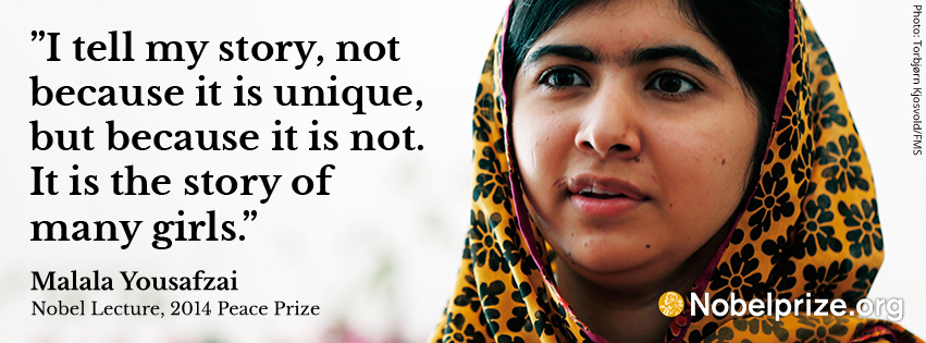 Quote from Malala