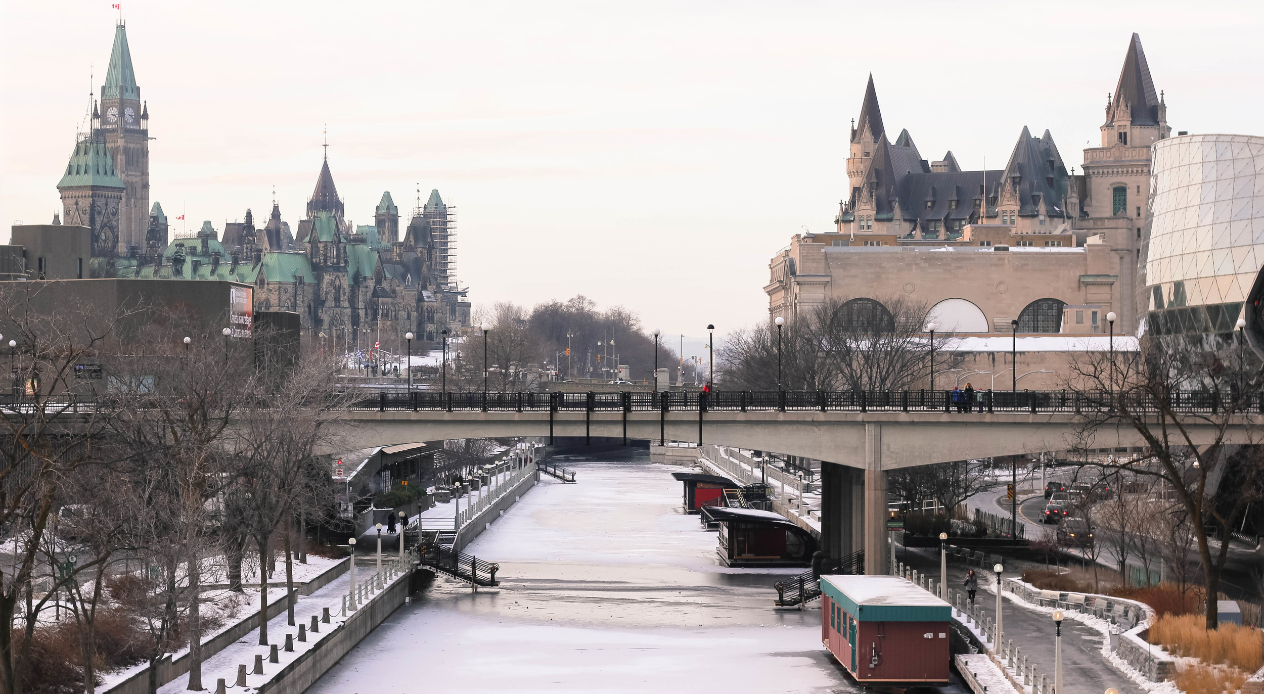 Byeee, Ottawa. I  might  miss your winters. Maybe.