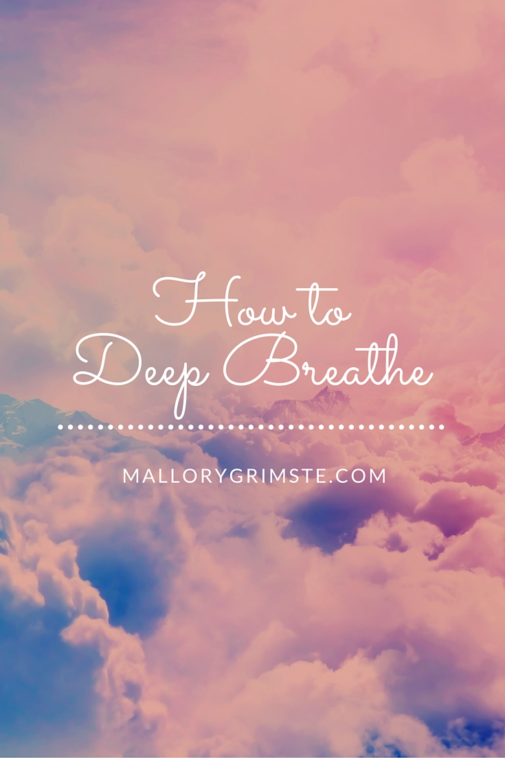 how to deep breathe | Woodbridge CT counseling