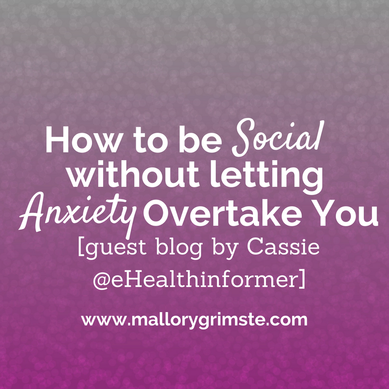 How to be social without letting anxiety overtake you