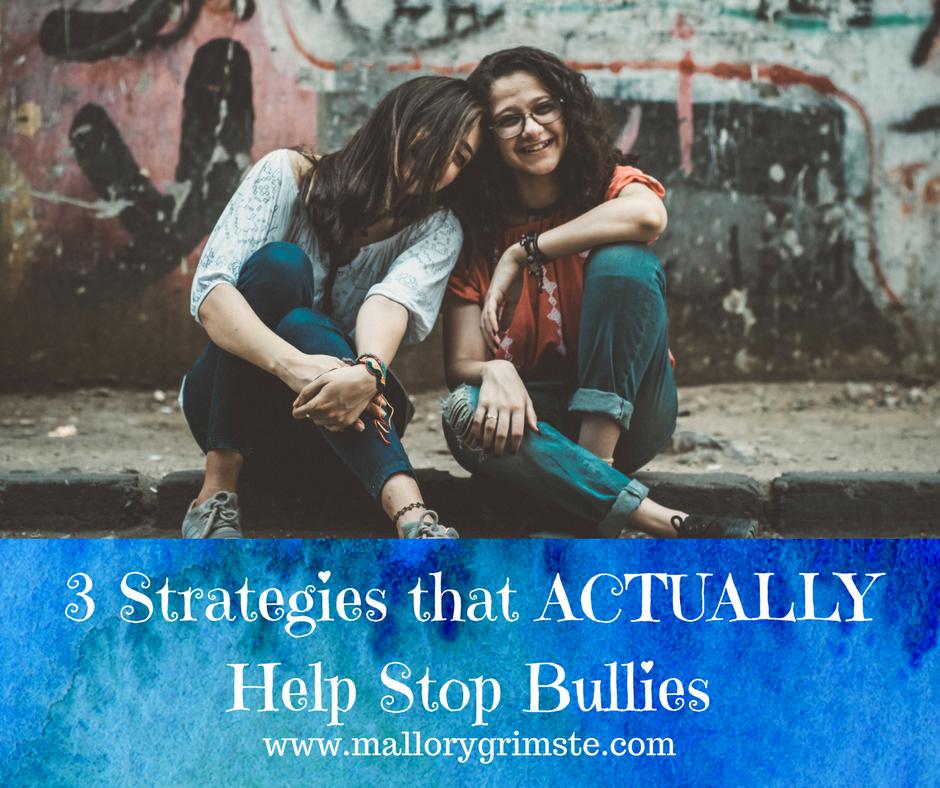 actually stop bullies | Woodbridge, CT | Teen Counseling