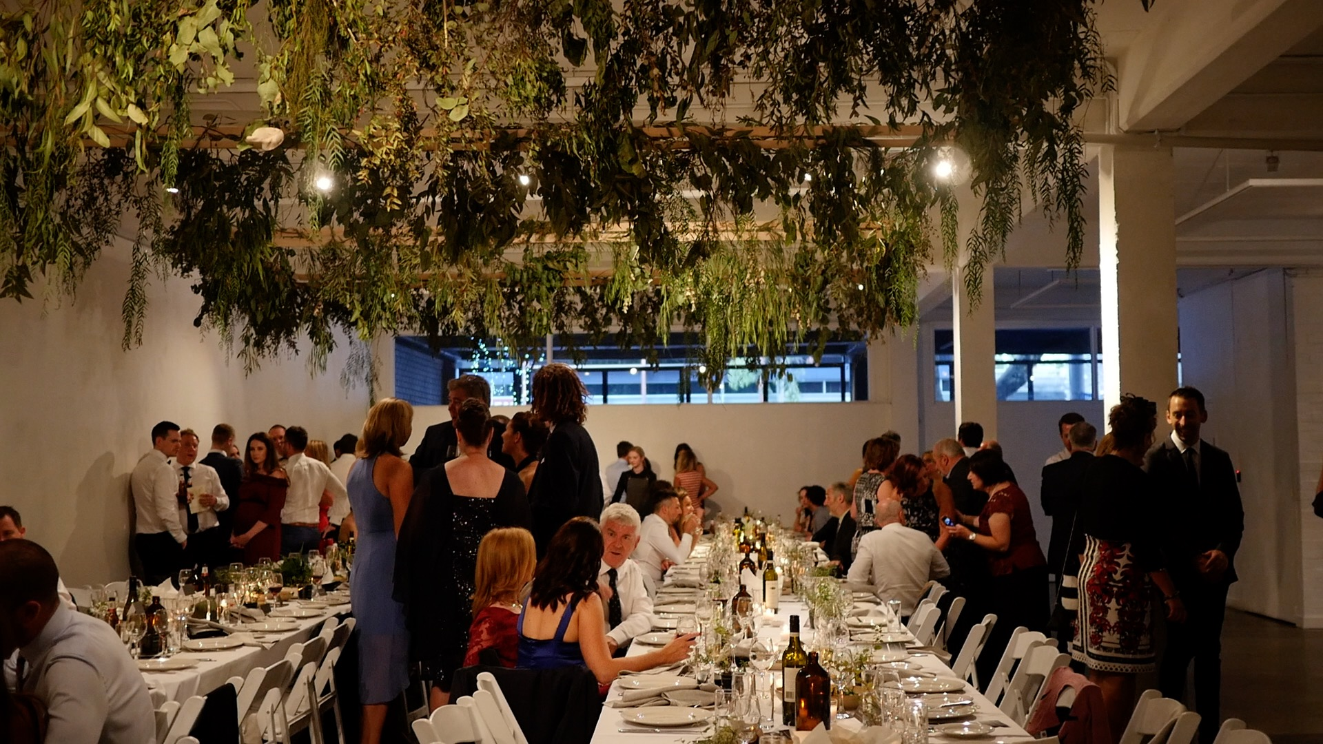 524 Flinders street event space. (killer venue btw)
