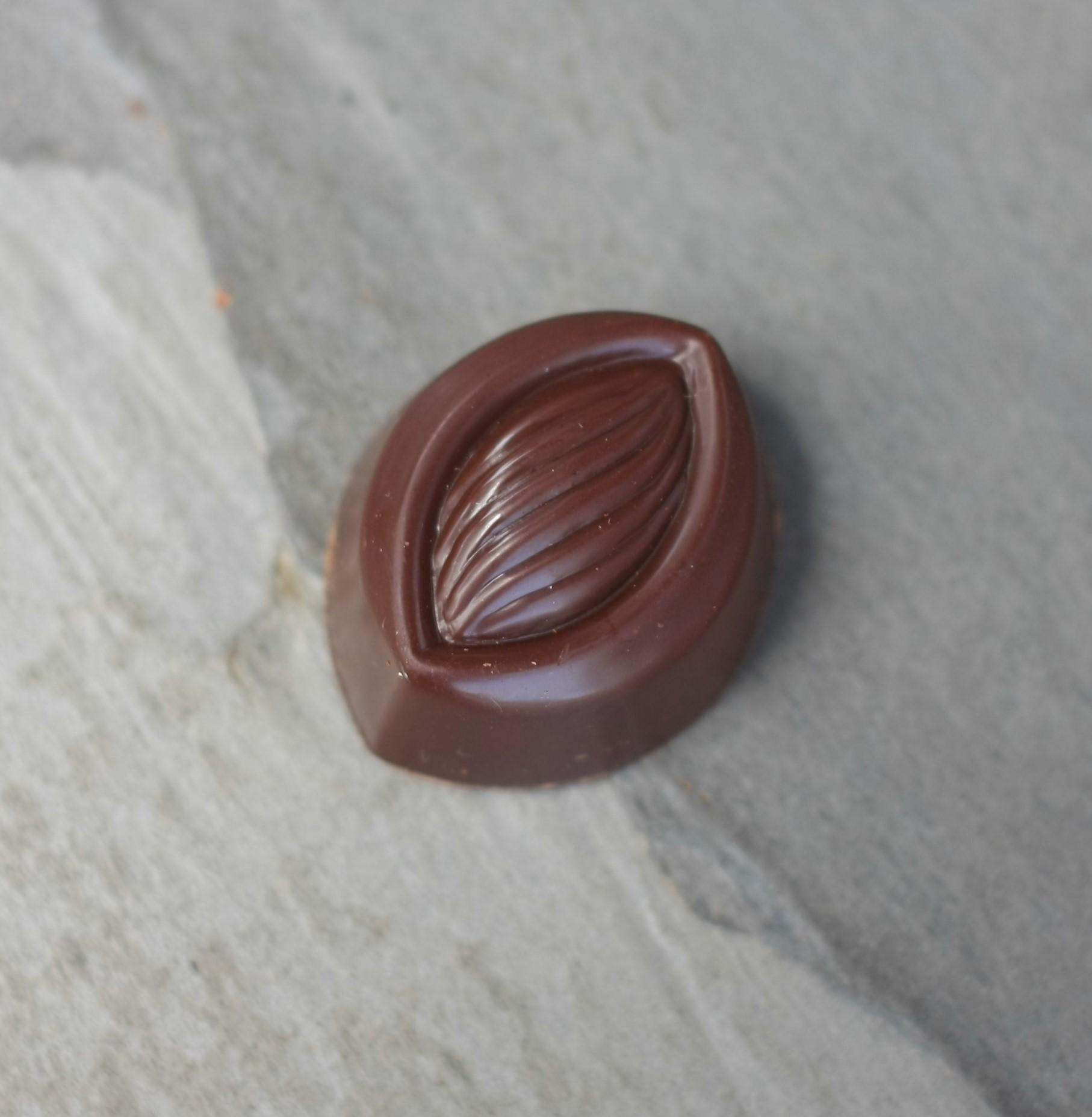 Solid Dark w/Almonds