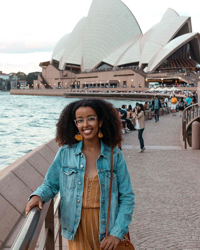 Australia forever in my heart 🇦🇺❤️ #Sydney #Australia #sydneyharbour #sydneyoperahouse #travel #blacktravel