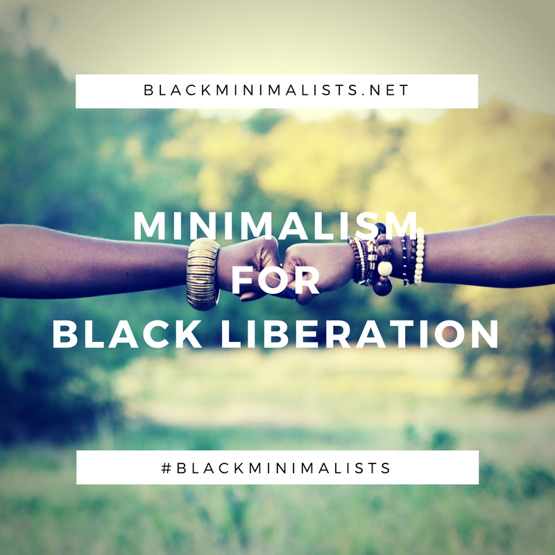minimalismforblackliberation