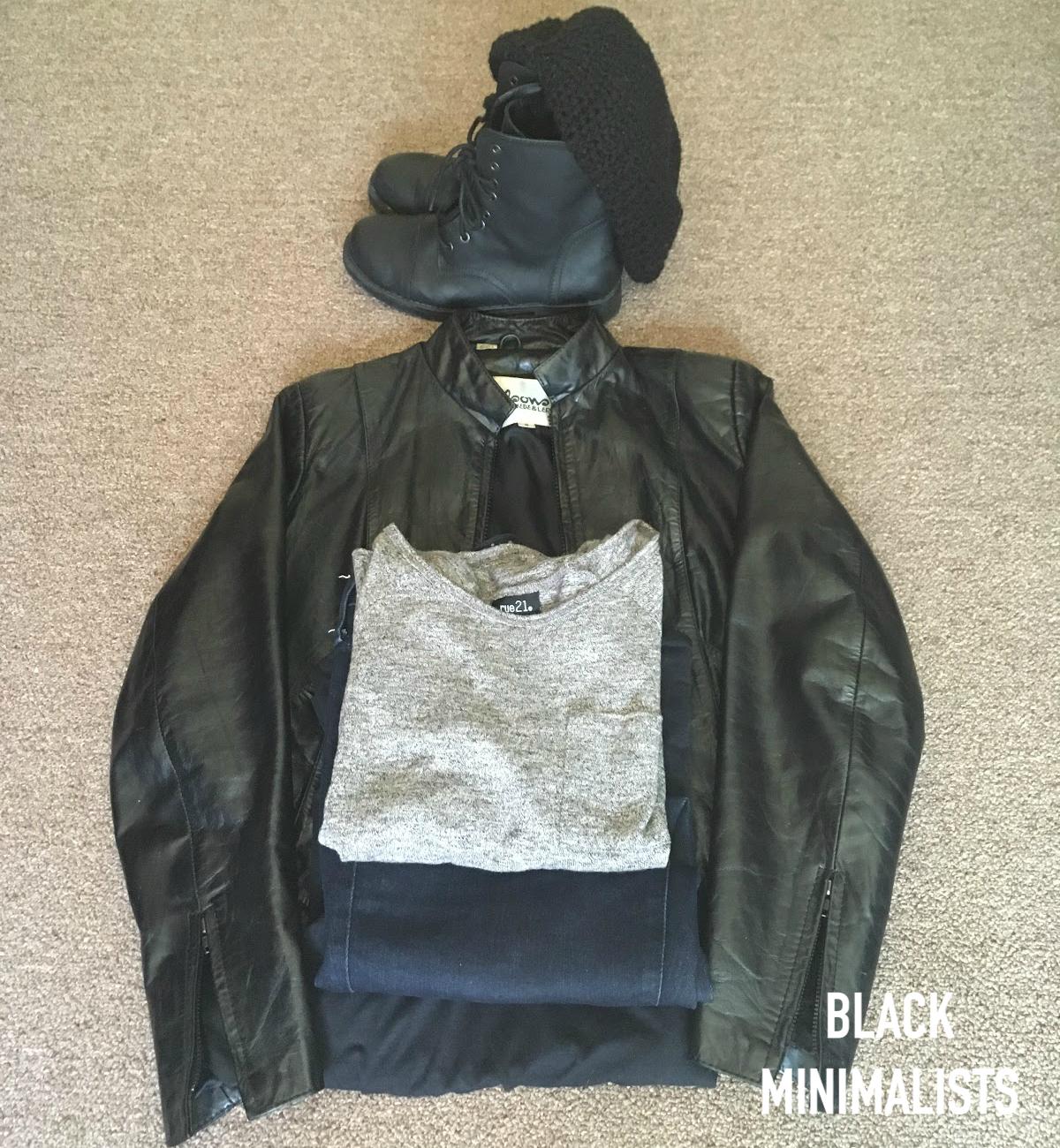 Yolanda's fall wardrobe essentials.