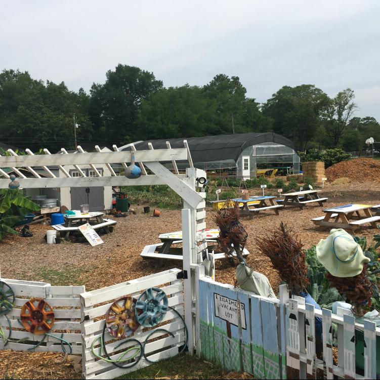 Fresh Future Farm, North Charleston, SC.