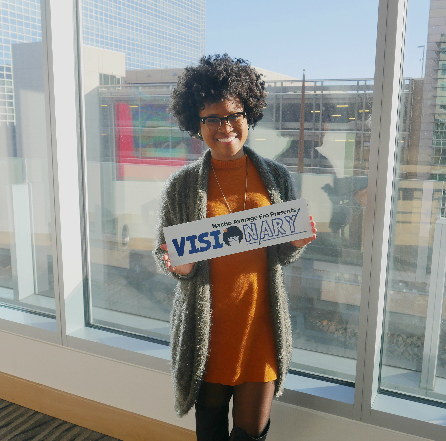 Jessica created and hosted the first annual Visionary Conference in December 2018.